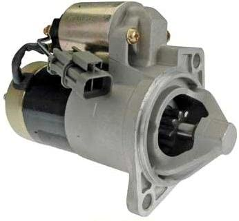 Rareelectrical NEW STARTER COMPATIBLE WITH NISSAN D21 PICKUP 2.4L 1990-1995 S114-527 S114-527A S114-527B 23300-G8400 23300-G8401 S114527 S114527A S114527B 23300G8400 23300G8401