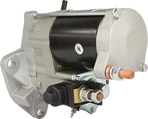 Rareelectrical NEW STARTER COMPATIBLE WITH KENWORTH HEAVY TRUCK C500 T2000 T600 T800 W900 TG428000-4420