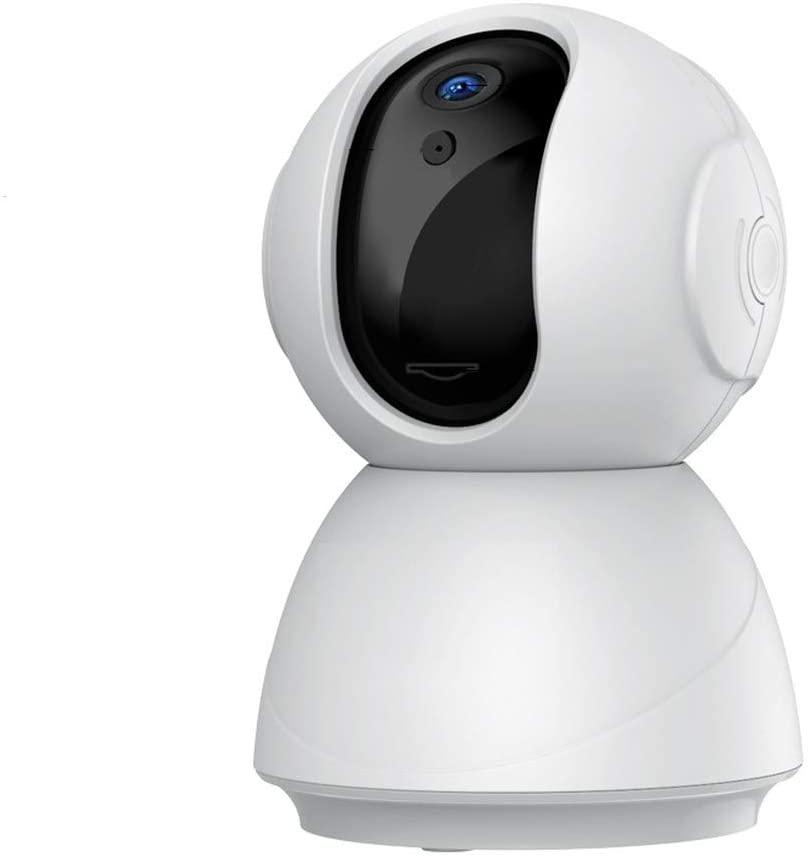 1080P 720P IP Camera Security Camera WiFi Wireless CCTV Camera Surveillance IR Night Vision P2P Baby Monitor Pet Camera (1080P Camera,US Plug)