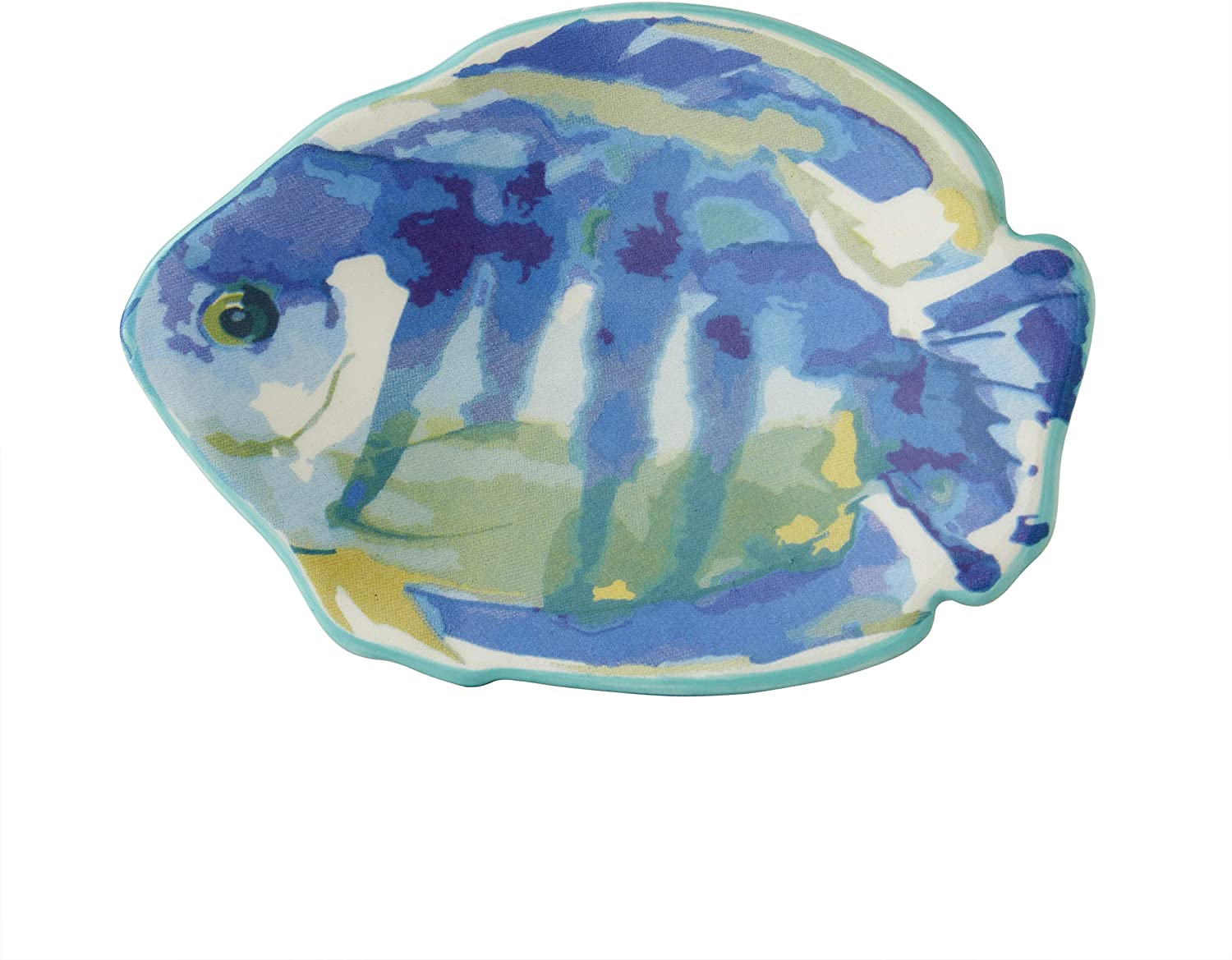 SKL Home by Saturday Knight Ltd. Ocean Watercolor Soap Dish