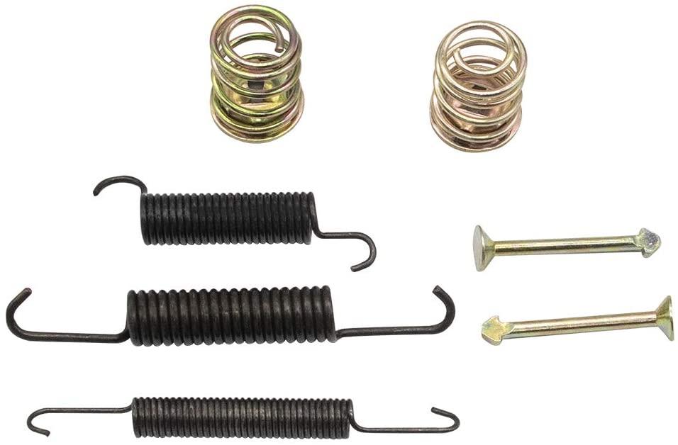 EZGO Golf Cart 1991-Up Bendex Drum Brake Spring Hardware Kit - 27944-G01, 4341