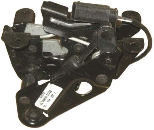 EMIAOTO Hood Left N/S Lock Latch for BMW F10 F11 F07 F12 F13 F06 F01 51237206453 7206453