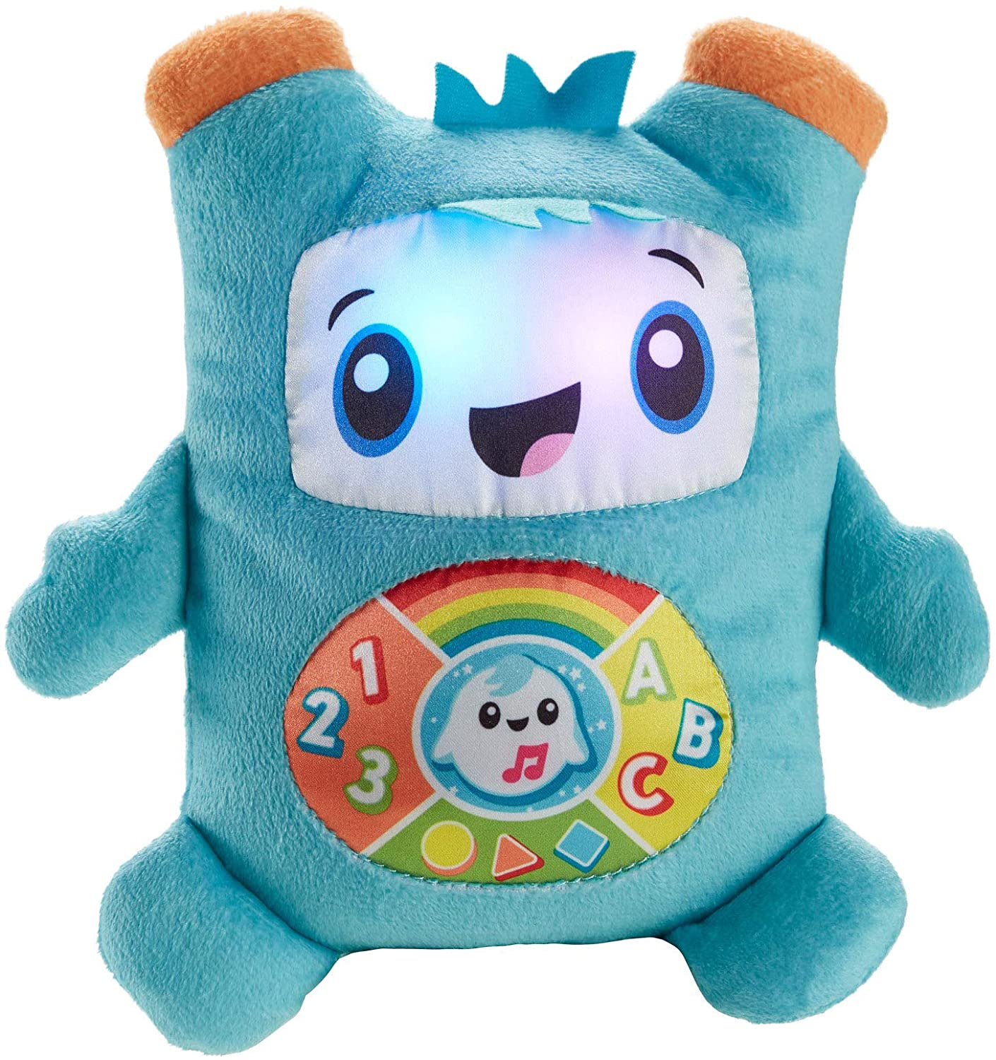 Fisher-Price Glow & Groove Rockit,Multicolor