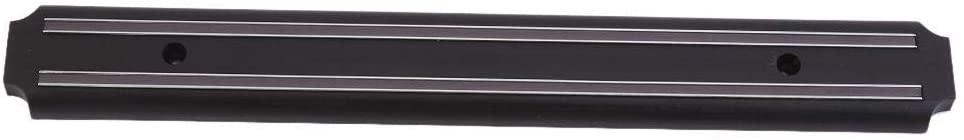 Kitchen Knife Storage Holder,1 Pc Wall-Mount Magnetic Knife Storage Holder Strip Shape Chef Rack Home Kitchen Tool(380×50×16mm)
