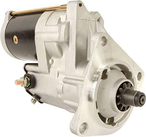 Rareelectrical NEW STARTER COMPATIBLE WITH HITACHI EX270 H06CTi 0350-552-0510 0350-552-0511 0350-552-0512