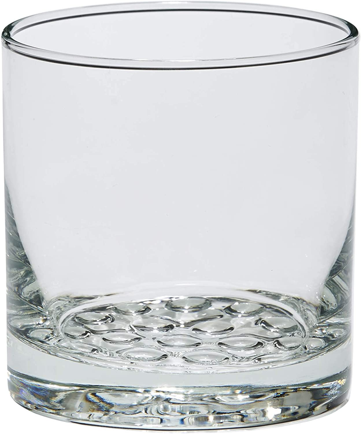 Set of 24 Clear Whiskey Glass 10.25 oz