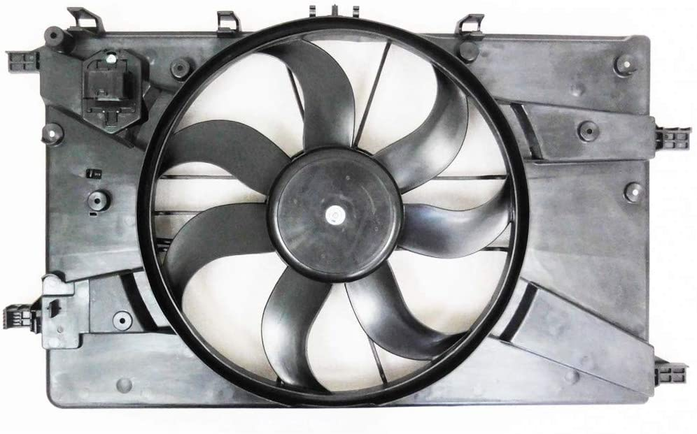 For Chevy Cruze Radiator Fan Assembly 2014 1.4L For GM3115305
