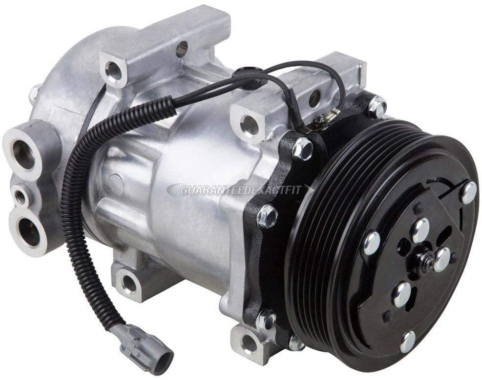 AC Compressor & A/C Clutch For Jeep Wrangler TJ Cherokee XJ Dodge Dakota - BuyAutoParts 60-01315NA NEW