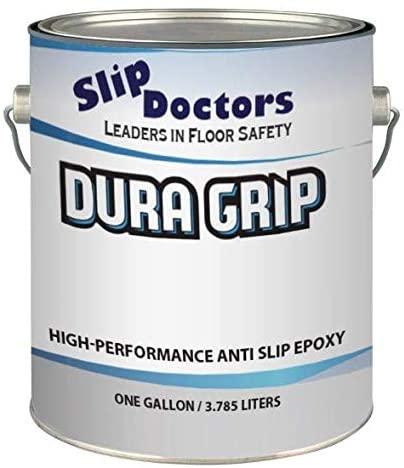 SlipDoctors Dura Grip (Brown, Gallon) Non-Slip Paint