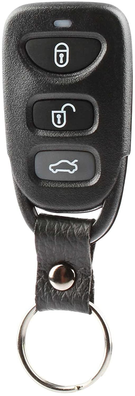 Car Key Fob Keyless Entry Remote fits 2011-2015 Hyundai Sonata (OSLOKA-950T)