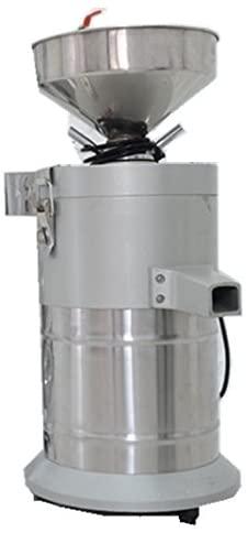 Hanchen 35kg/h 750w Commercial Soybean Milk Maker Soybean Grinding Machine (110v)