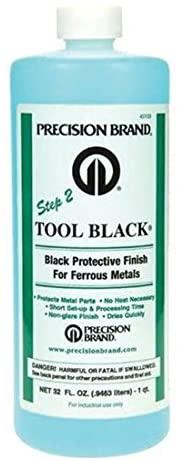 Precision Brand 45110 1 Quart Tool Black Liquid