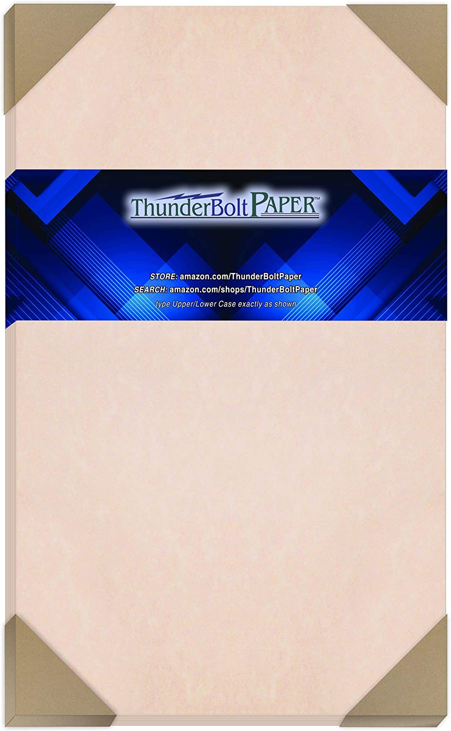 100 Pink Parchment 65lb Cover Weight Paper 8.5 X 14 Inches Cardstock Colored Sheets Legal Size -Printable Old Parchment Semblance