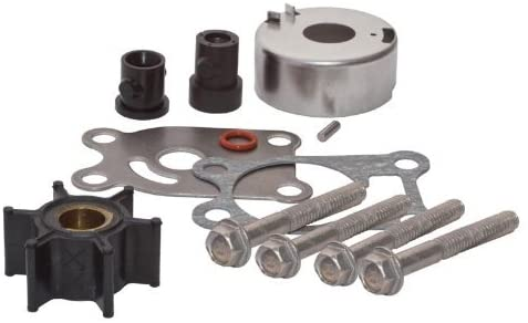 SEI Marine Products-Compatible with Evinrude Johnson Water Pump Repair Kit 0396644 4 5 6 8 HP 2 Strk & 4 StrkPlease see description