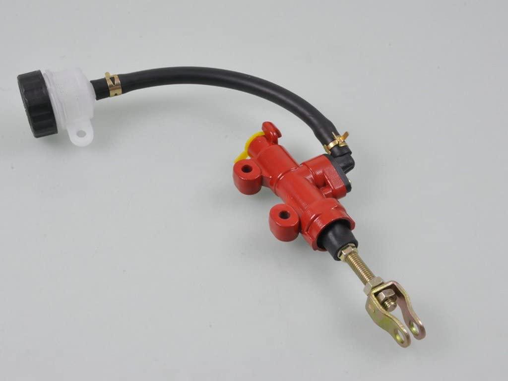 Sunny New Rear Brake Master Cylinder Pump For Honda CBR 250 400 600 1000 CB400 600 900