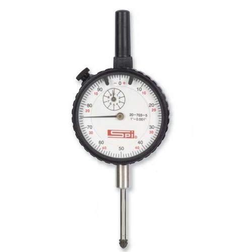 SPI 20-704-3, Standard Dial Indicator (Pack of 3 pcs)