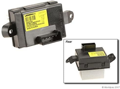 ACDelco W0133-2043897 HVAC Blower Motor Resistor