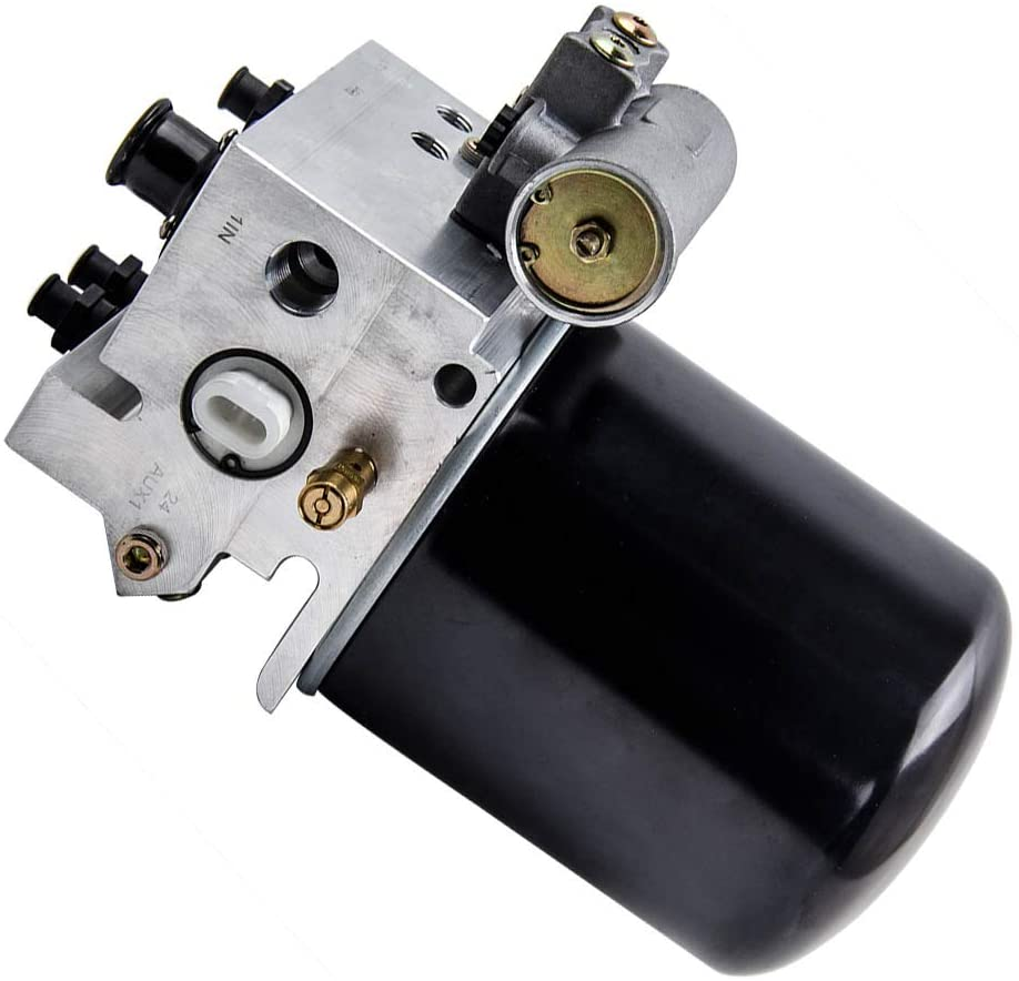 AD-IS Air Dryer 12V for Kenworth & Peterbilt TR801266 (Replaces 5015534 801266)