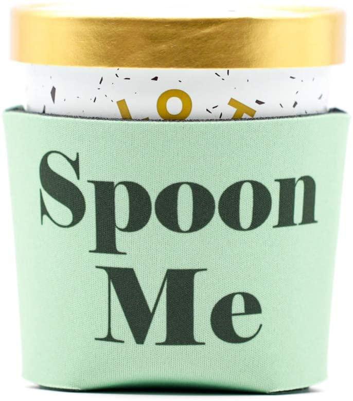 Ice Cream Cozy (Lime)