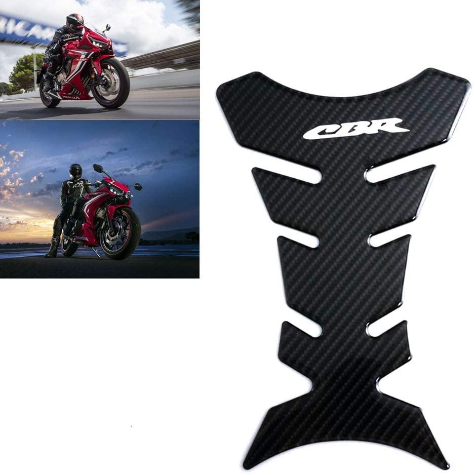 1PCS Motorcycle Carbon Fiber Tank Pad Protector Sticker For Honda CBR600RR CBR1000RR CBR954RR CBR929RR CBR900RR CBR250R CBR300R CBR500R CBR1100
