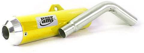 HMF Can-Am BRP DS90 2013 2014 Yellow Slip On Exhaust Muffler