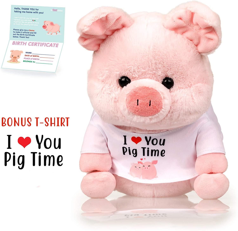 Pig stuffed animal - The Original Pink