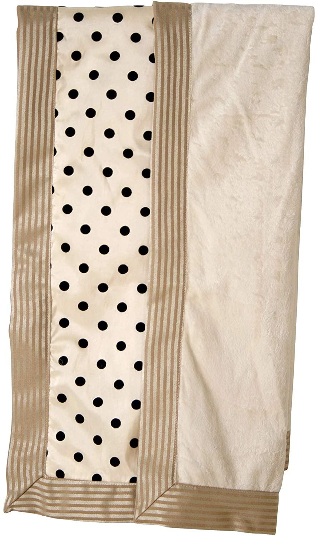Beloved Bear Baby Blanket Multi Color Neutral Polyester