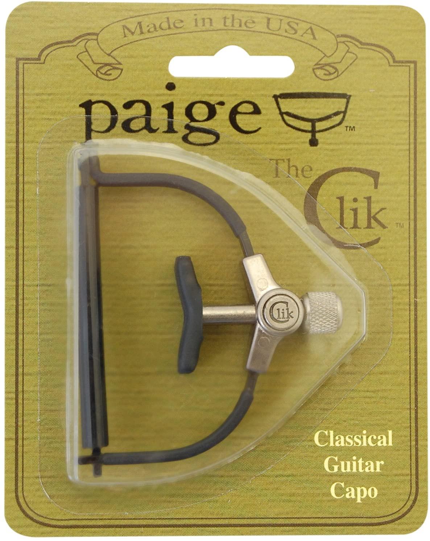 Paige PC-6CL-2.375 Clik Classical Guitar Capo