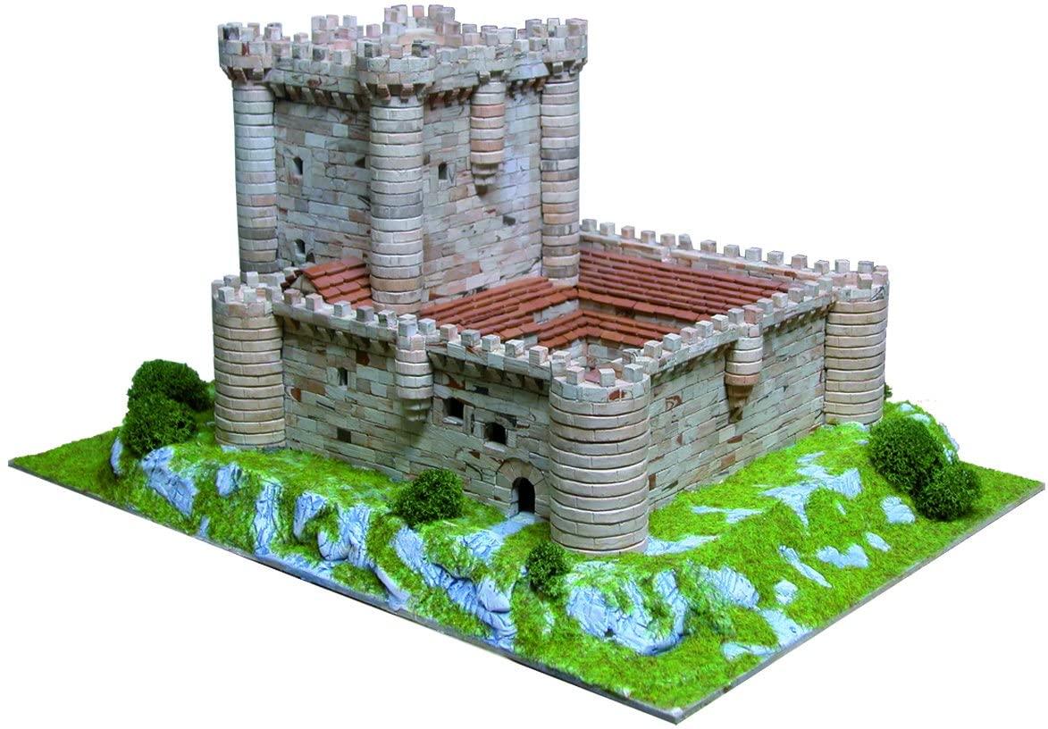Fuensaldana Castle Model Kit