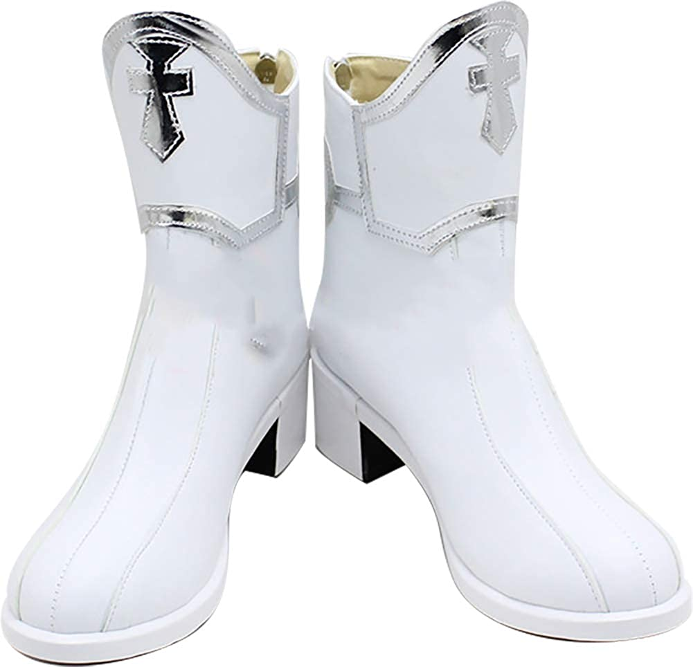 Whirl Cosplay Boots Shoes for Sword Art Online Yuuki Asuna