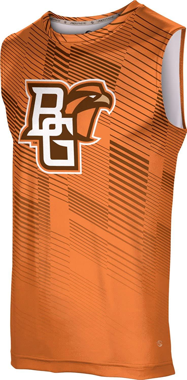 ProSphere Bowling Green State University Mens Sleeveless Shirt - Bold