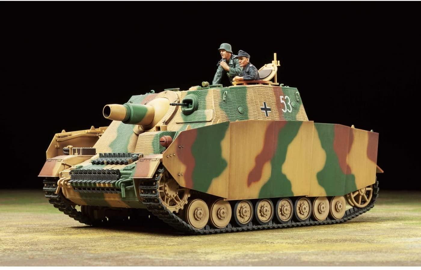 Tamiya America, Inc 1 35 German Assault Tank IV Brummbar Late Prod, TAM35353