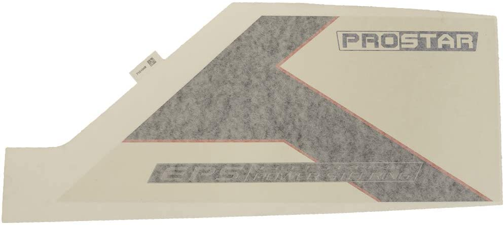 Polaris Genuine OEM Right-Hand Tailgate White EPS Decal 2015 Ranger Crew XP 900 7181048