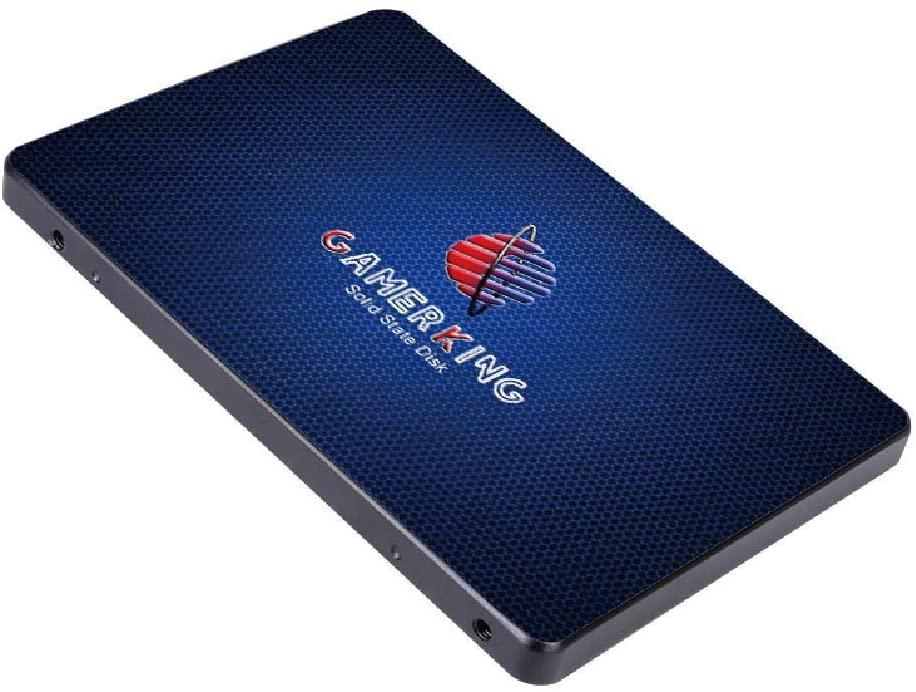 Gamerking SSD 250GB SATAIII 2.5 inch 6Gb/s 7MM Internal Solid State Drive for PC Laptop Desktop Hard Drive SSD(250GB, 2.5-SATA Ⅲ)