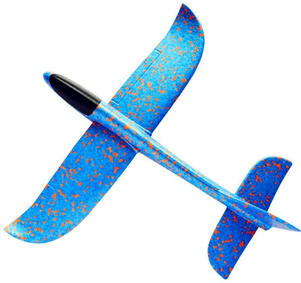 Foam Airplanes for Kids, US Stock 18.9