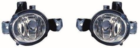 Go-Parts - PAIR/SET - for 2007 - 2015 BMW X1 Fog Lights Lamps Assembly Replacement Housing / Lens / Cover - Left & Right (Driver & Passenger) Side - (E84 Body Code) BM2592128 BM2593128 63 17 7 184