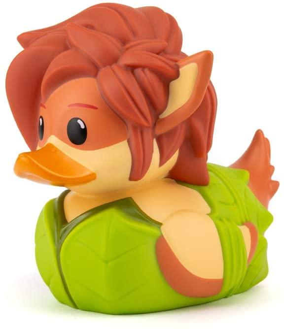 TUBBZ Spyro The Dragon Elora Collectible Rubber Duck Figurine – Official Spyro The Dragon Merchandise – Unique Limited Edition Collectors Vinyl Gift