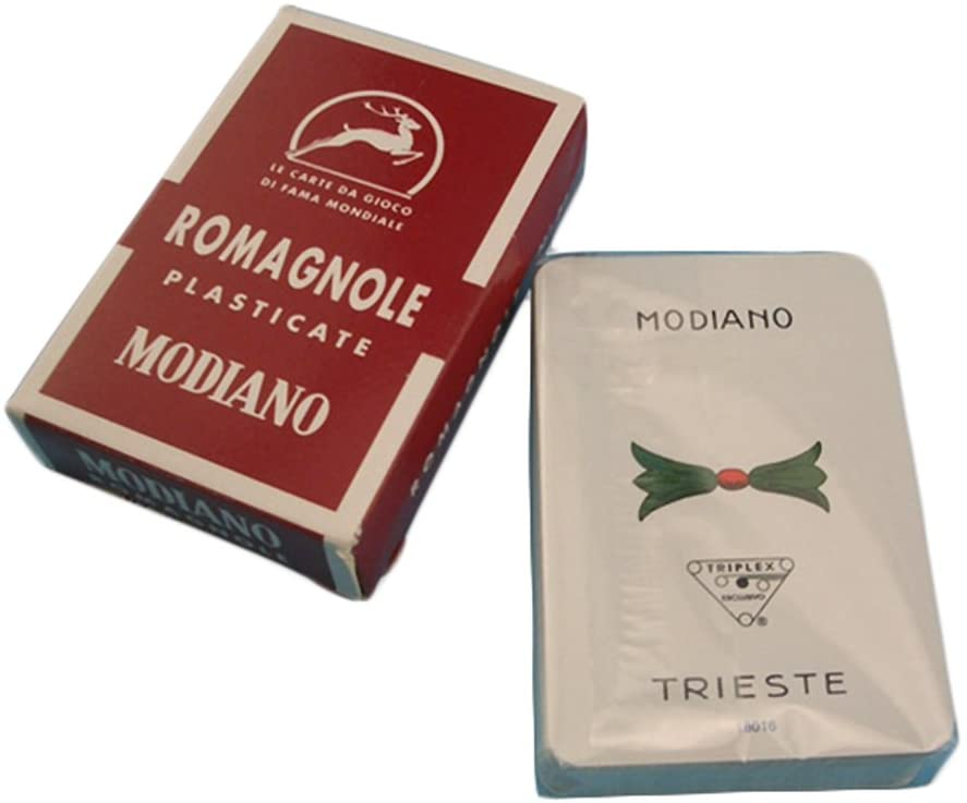 Express Design Group Romagnole Playing Cards