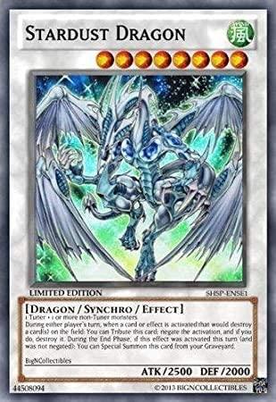 Yu-Gi-Oh!! Stardust Dragon 100 Card Lot! with RARES Guaranteed!