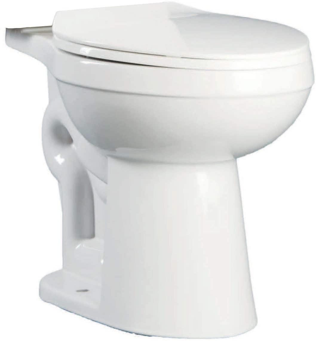 PROFLO PF1401TWH PROFLO PF1401T Elongated Toilet Bowl Only