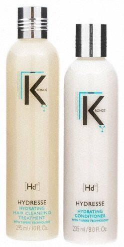 Kronos Hydresse Hydrating Hair Cleansing Treatment Shampoo and Conditioner Duo (2 Pieces)