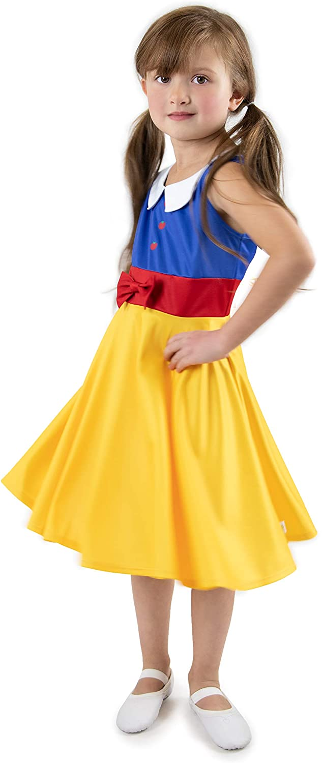 Little Adventures Snow White Princess Twirl Dress (XX-Large Size 12)