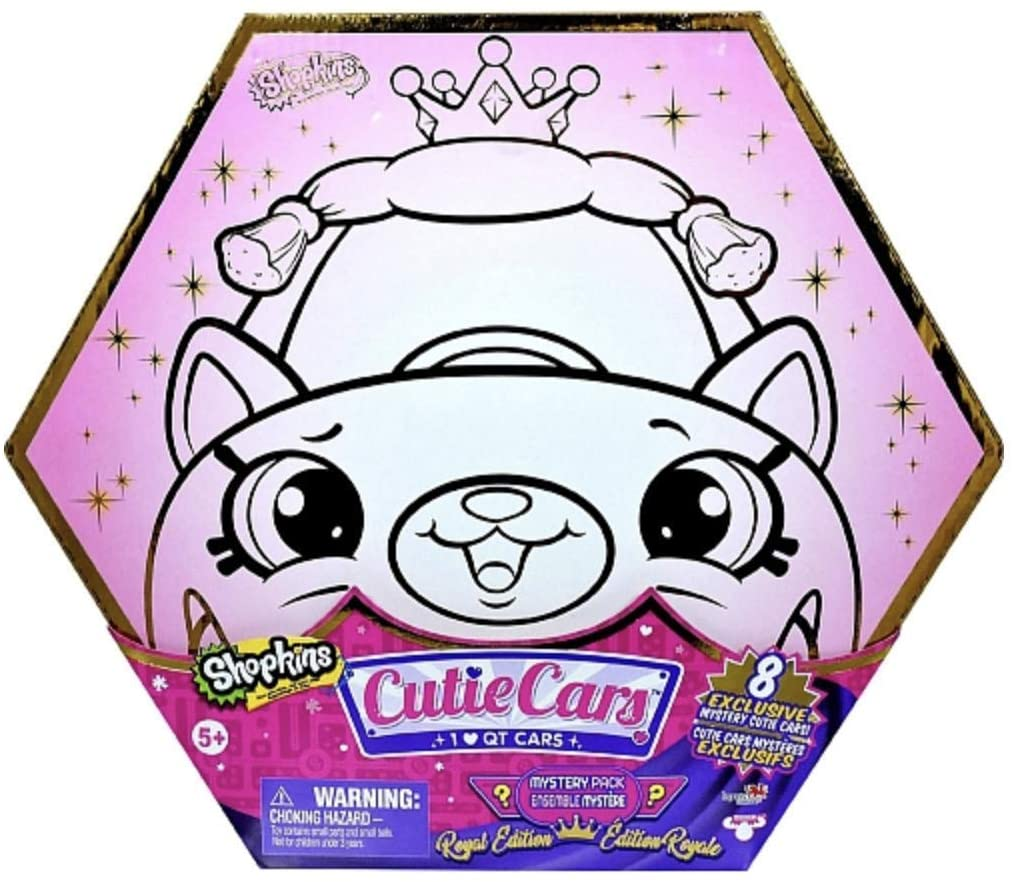 Shopkins Cutie Cars Mystery Pack