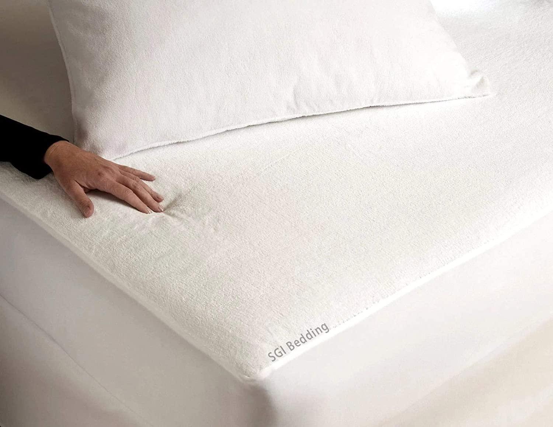 Body Pillow Protector - Waterproof, Tarry Pillow Proctector (1 Piece)
