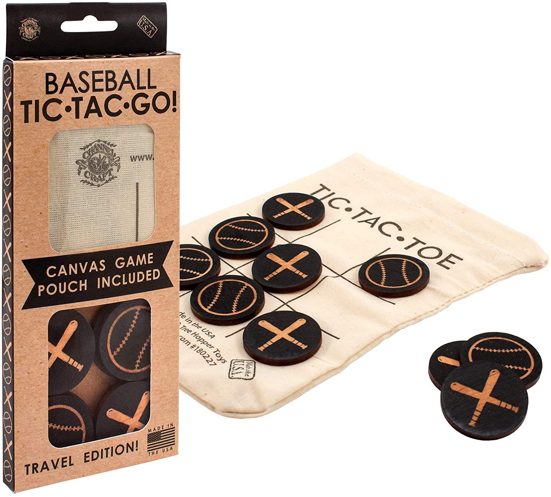 Channel Craft Baseball Tic-Tac-Go!