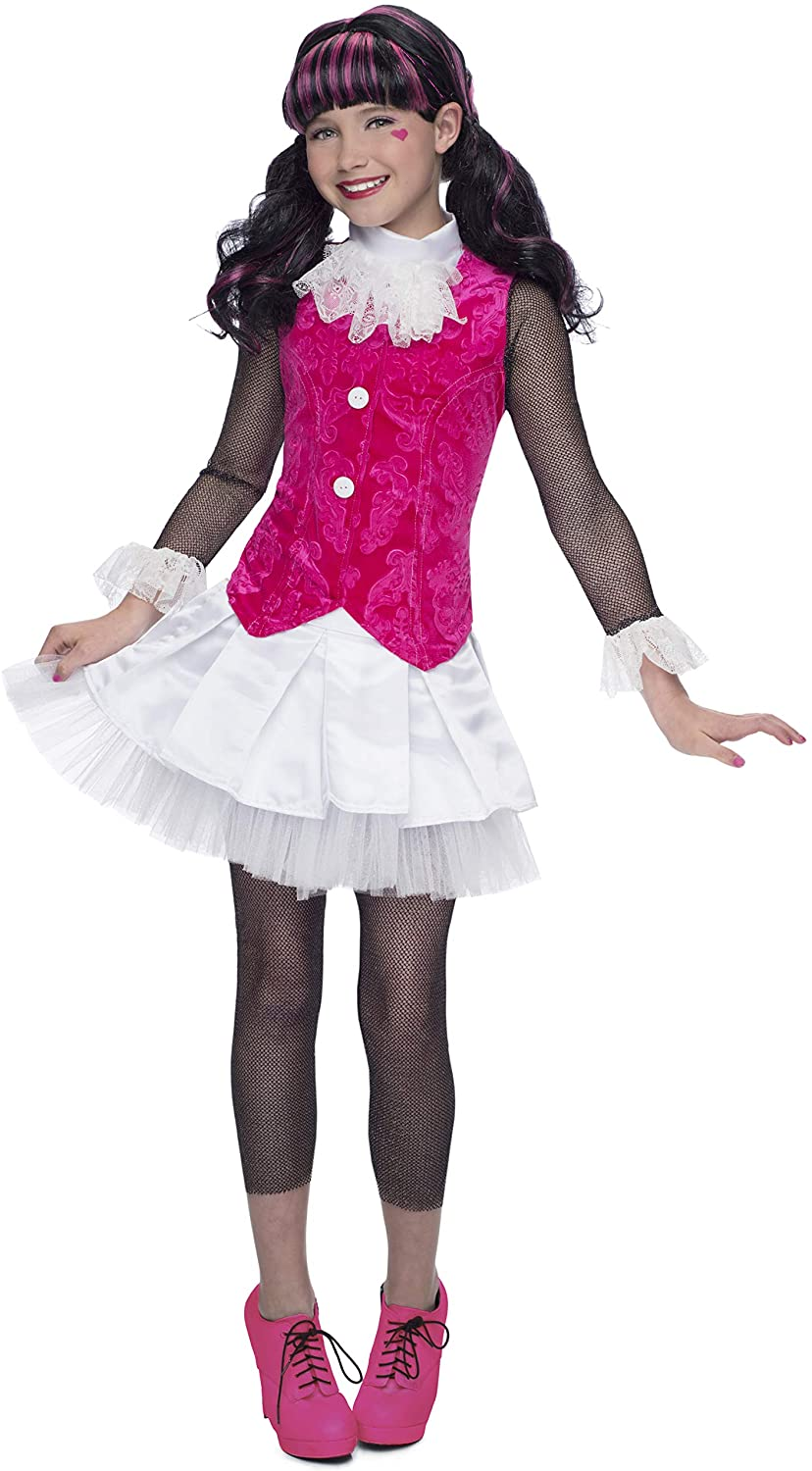 Monster High Draculaura Costume, X-Large, One Color