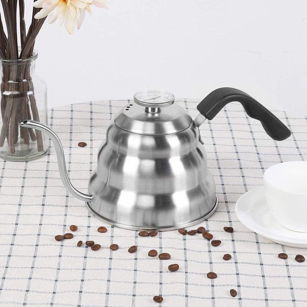 Non-Slip Handle Hot Tea Pot Large Capacity Whistling Tea Pot Tea Pot Stainless Steel, Comfortable Grip Tea Pot Sets For Adults Tea Infuser Pot, Stainless Steel Tea Pot With Infusers(1.2L)