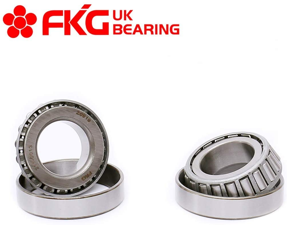 FKG L44643/L44610 Tapered Roller Bearing fit for, Set of 2