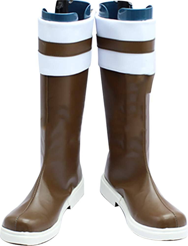 Whirl Cosplay Boots Shoes for Sword Art Online Fairy Dance Kirigaya Suguha