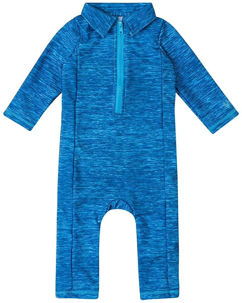 UV SKINZ UPF 50+ Baby Boys Sun & Swim Play Suit